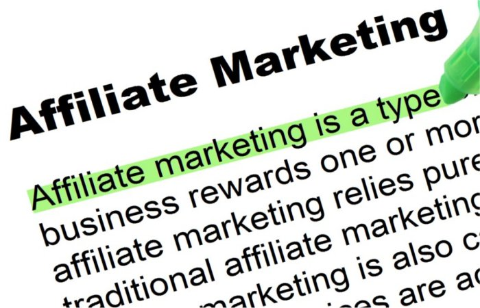 Learn the affiliate marketing skills