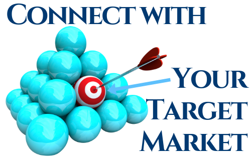 finding and connecting with your target market